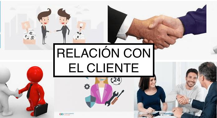 Relación con el Cliente
