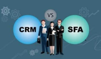 CRM vs SFA