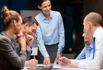 comunicación como base de cualquier relación comercial